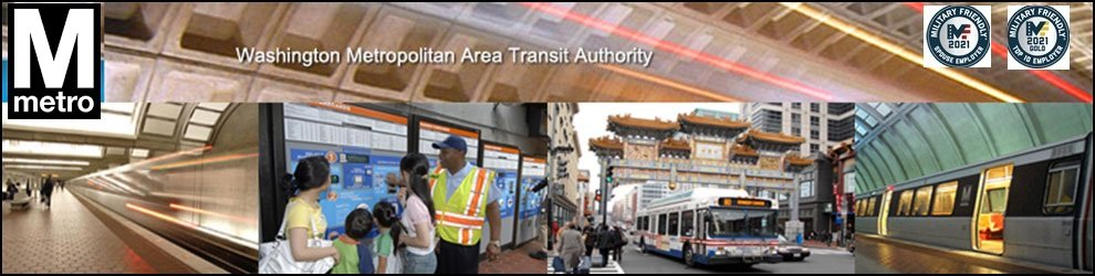 General Equipment Mechanic D at Washington Metropolitan Area Transit Authority