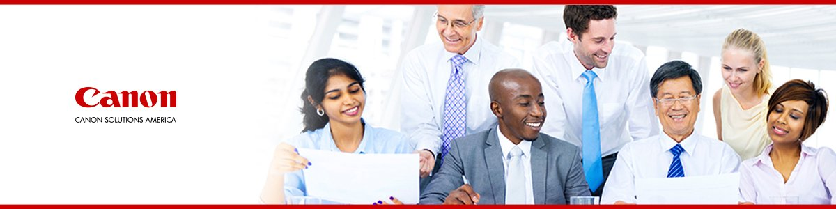 Account Executive at Canon Solutions America