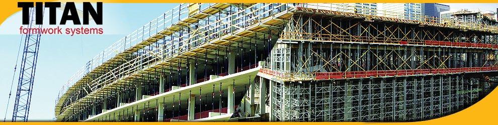 Sales Engineer Internship - Tempe, AZ at TITAN Formwork Systems