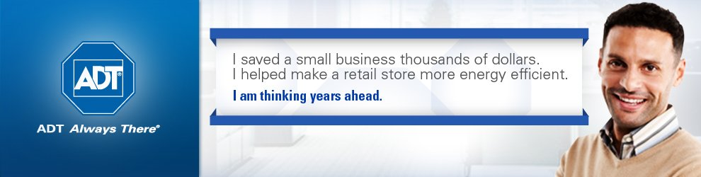 Small Business Sales Representative at ADT