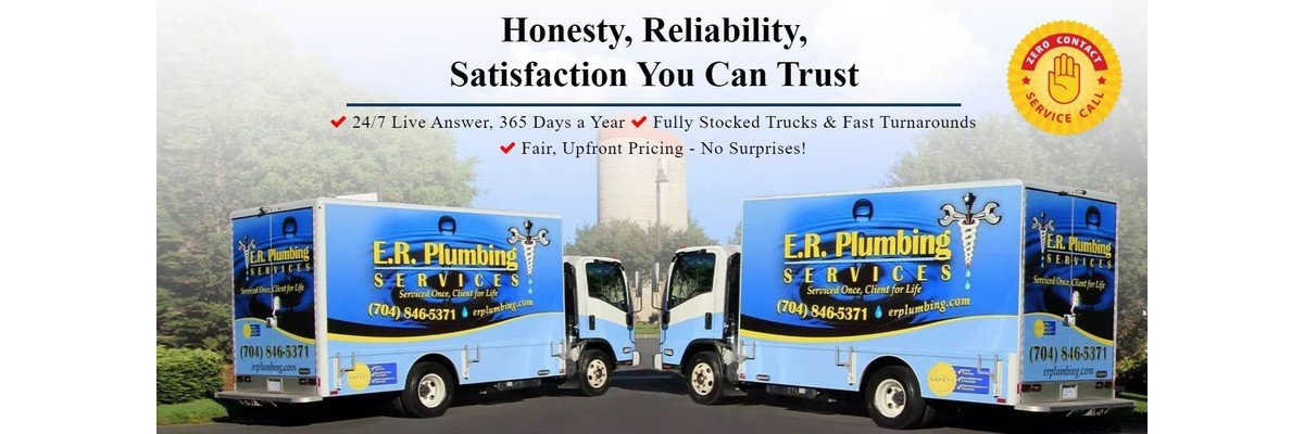 Customer Service at E.R. Plumbing Services