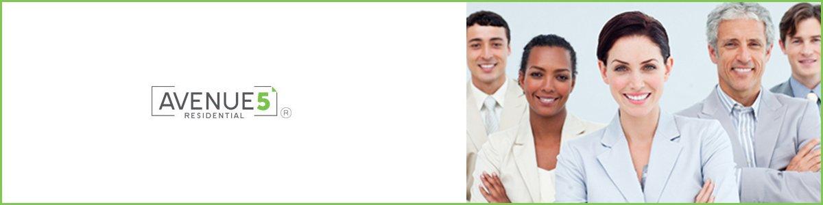 Leasing Consultant   The Meritage at Avenue5 Residential LLC