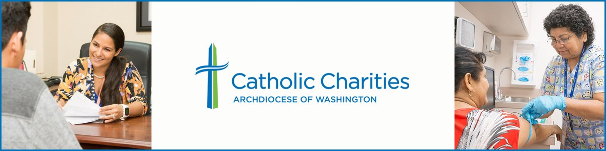Nurse Practitioner, Bilingual at Catholic Charities of the Archdiocese of Washington