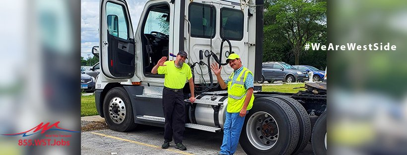 Home Daily – CDL A Truck Driver at West Side Transport