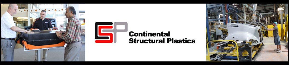 Environmental, Health & Safety Supervisor at Continental Structural Plastics