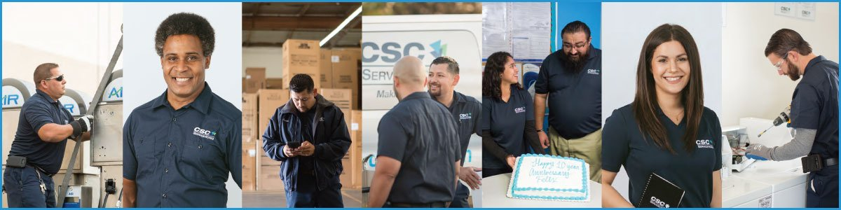 Parts & Inventory Specialist at CSC Service Works