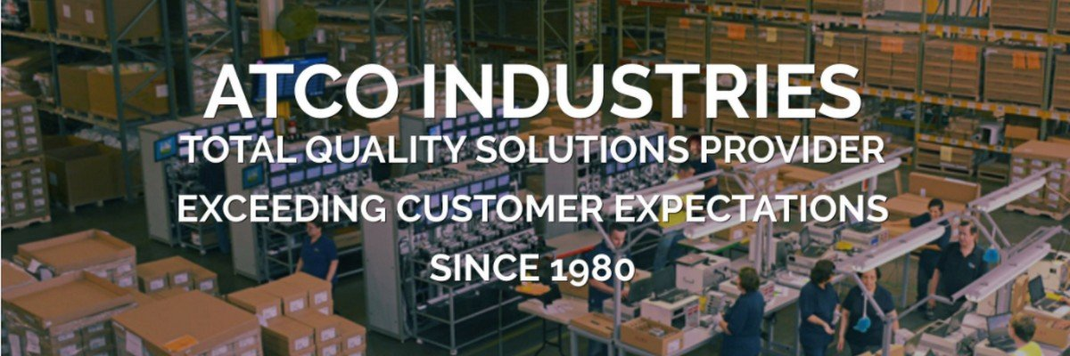 Quality Technician at Atco Industries, Inc.