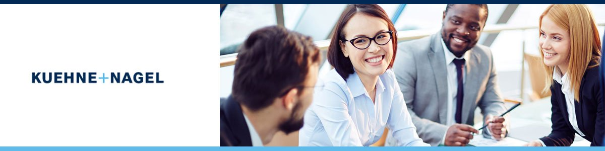 Senior Sales Executive, Sea Logistics at Kuehne + Nagel