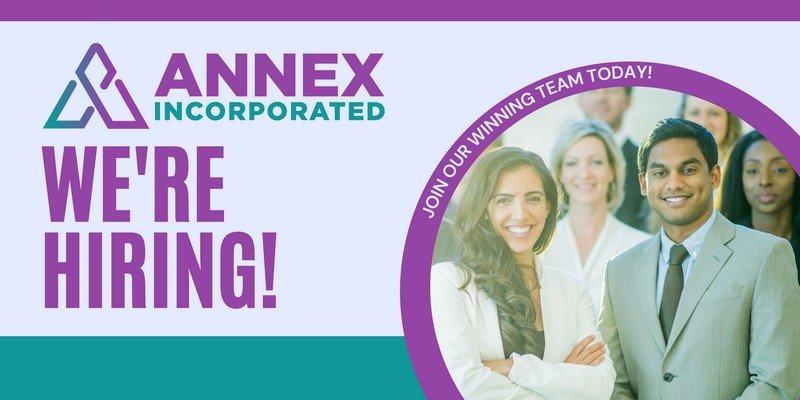B2B Sales Representative at Annex Marketing Incorporated