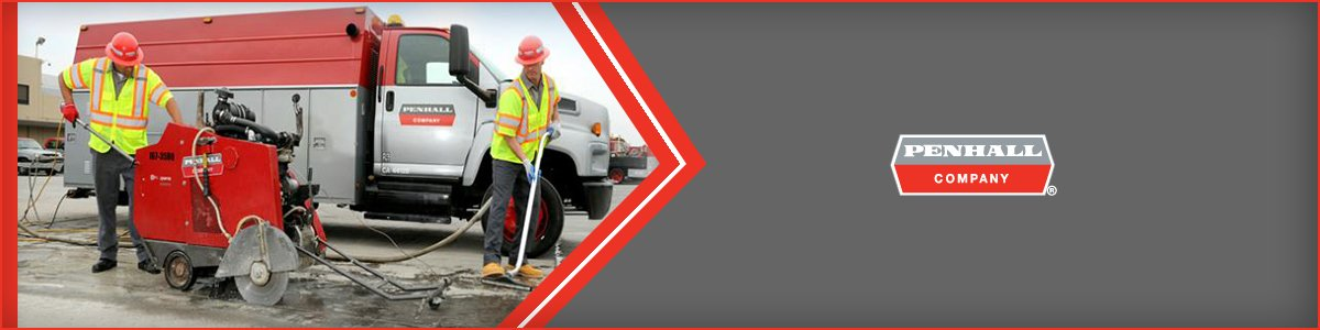 Experienced Concrete Cutter at Penhall Company Inc.
