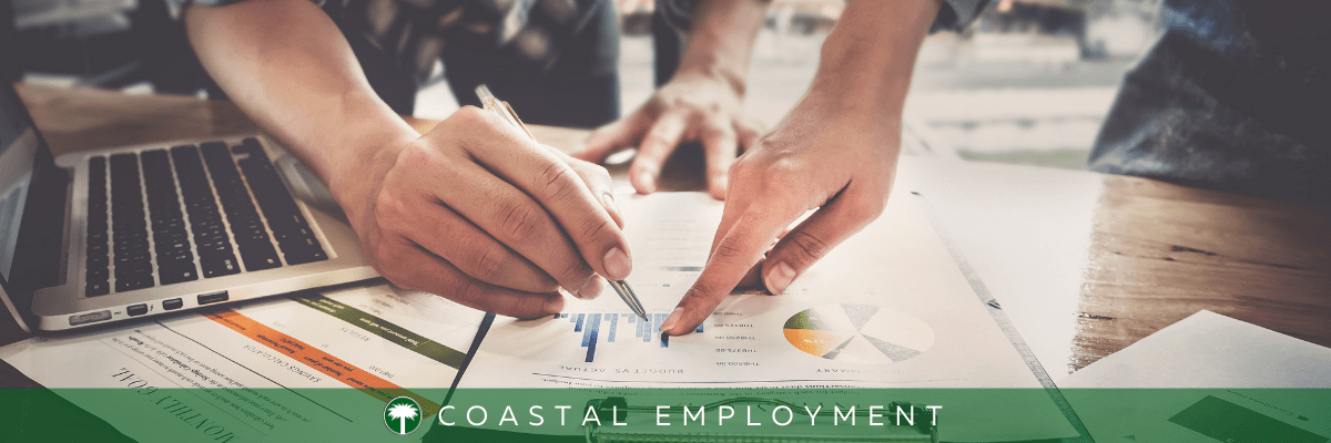 Accounting Assistant at Coastal Employment