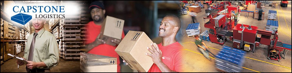 Warehouse Associate at Capstone Logistics, LLC