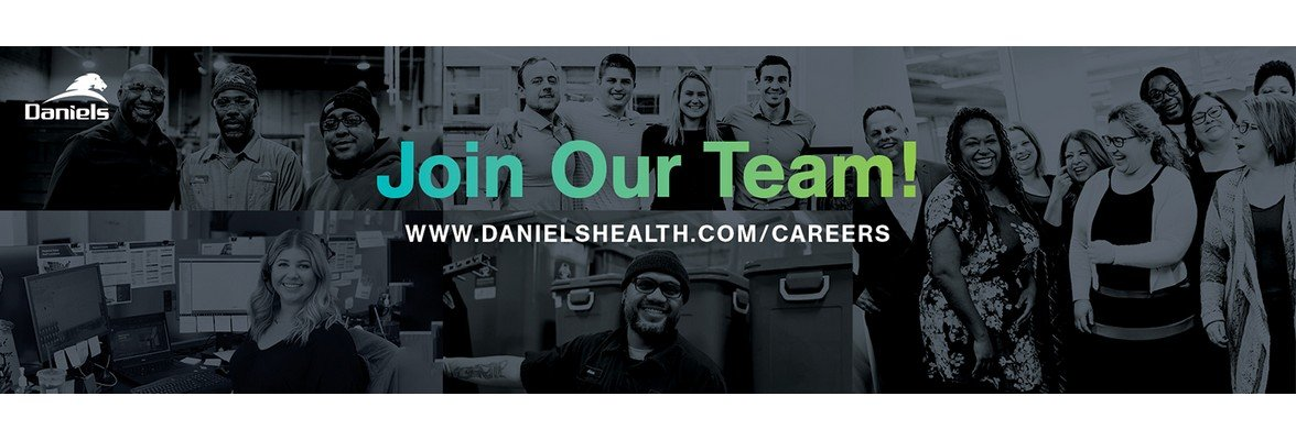 Customer Service Representative at Daniels Health