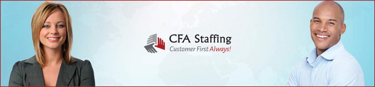 Registration Specialist/Data Entry Positions Located in Topeka, Kansas at CFA Staffing, Inc