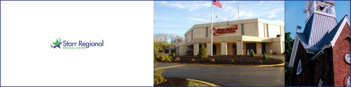 Administrative Clerk (PRN) at Starr Regional Medical Center