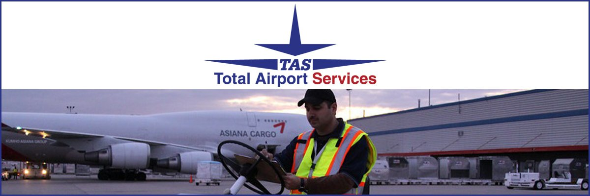 Customer Service Agent at Total Airport Services, LLC