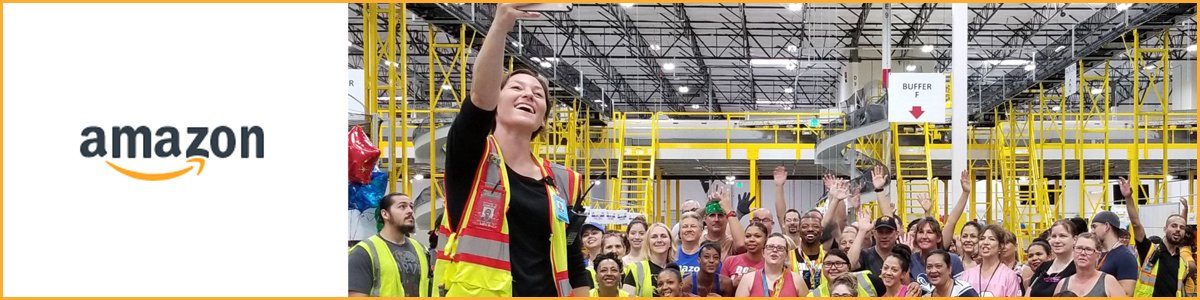 Warehouse Team Member at Amazon Fulfillment