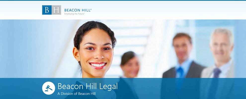 Litigation Paralegal (Experienced)-DIRECT HIRE at Beacon Hill Staffing Group, LLC