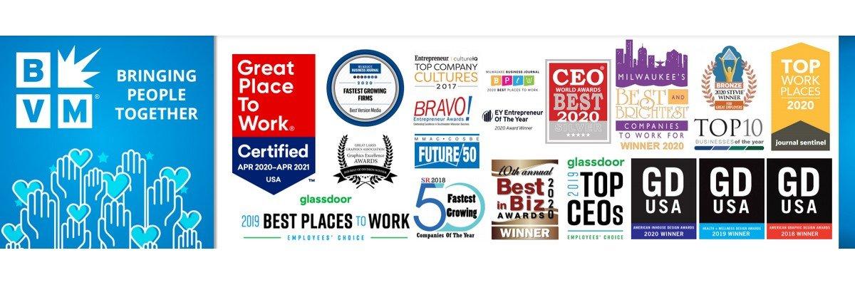 Sales Representative - In Person at Best Version Media Canada