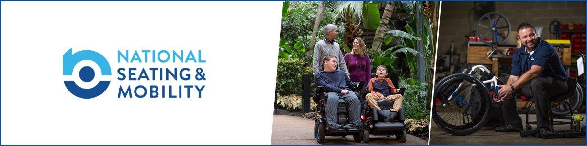 Customer Service Representative at National Seating & Mobility, Inc.