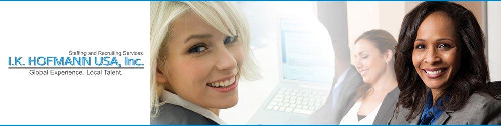Customer Service Agent at I.K. Hofmann Usa, Inc.