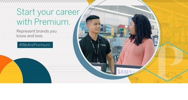 Walmart Retail Specialist at Premium Retail Services