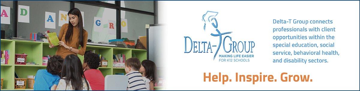Classroom Assistant at Delta-T Group