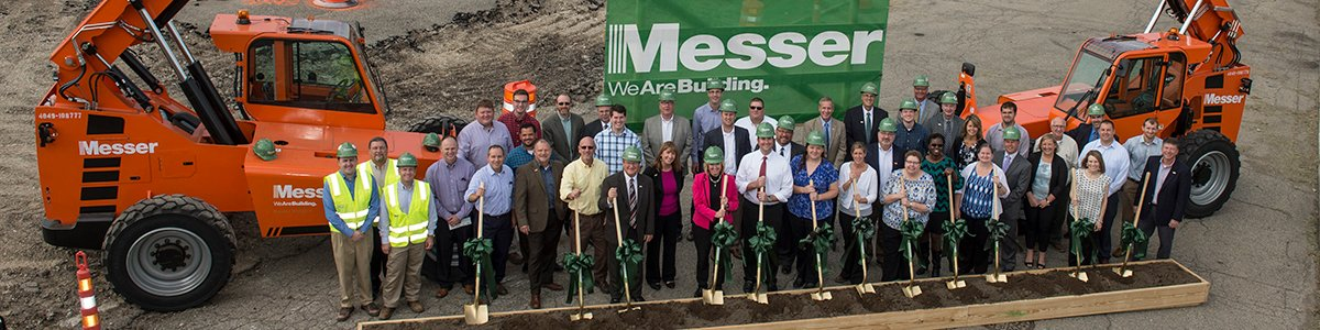 Estimating Engineer at Messer Construction Co.