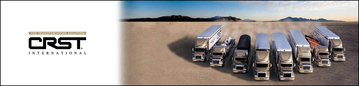 Solo, Independent Contractor CLASS A CDL Truck Driver $100K Plus a Year at CRST International