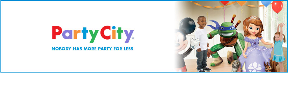 Party City Team Member at Party City Corporation