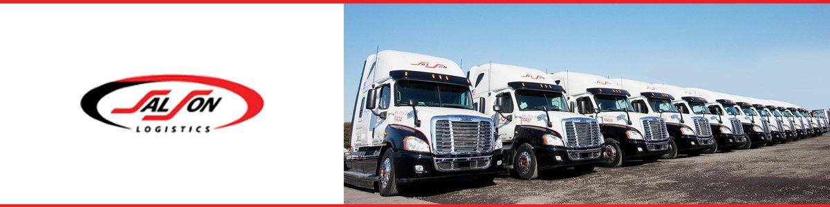 Truck Driver at Salson Logistics, Inc