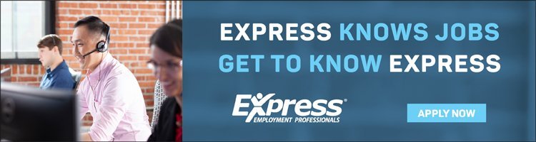 Business Development Representative at Express Employment Professionals – Headquarters