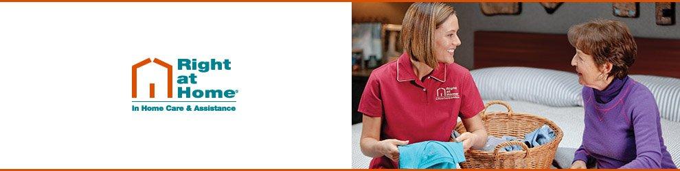 Hiring Caregivers/PCAs/HHAs/CNA's/MAs/Healthcare Students at Right At Home