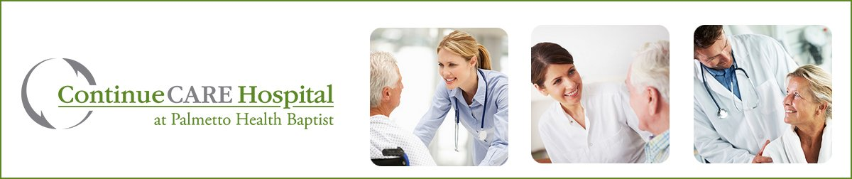 RN Nights - Sign on Bonus Available at ContinueCARE Hospital - Palmetto