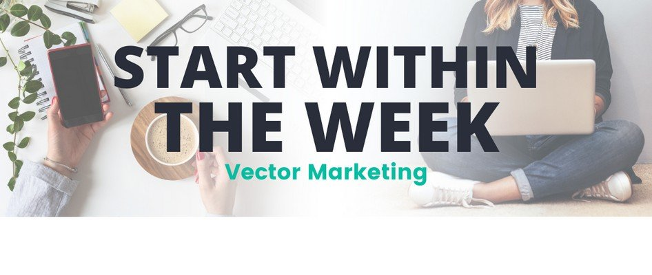 Work from Home – Part Time – Paid Weekly at Vector Marketing