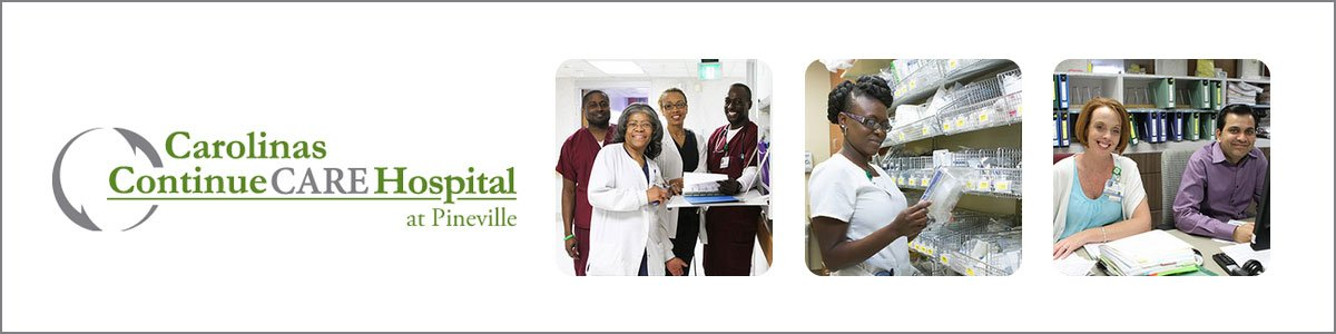 Registered Nurse Night Shifts (Pineville, NC) at Carolinas ContinueCARE Hospital at Pineville