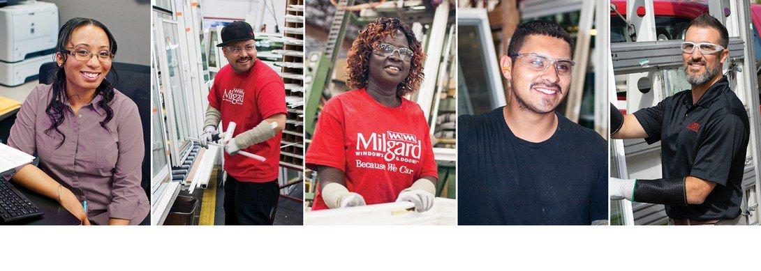 Manufacturing Engineer at Milgard Manufacturing