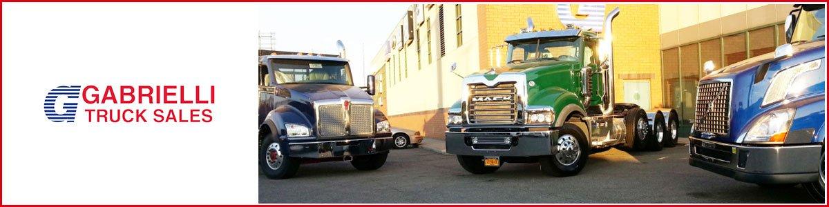 SALESPERSON  / SALES REPRESENTATIVE / SALES at Gabrielli Truck Sales