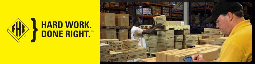 Freight Handler- Lakeland, FL at FHI