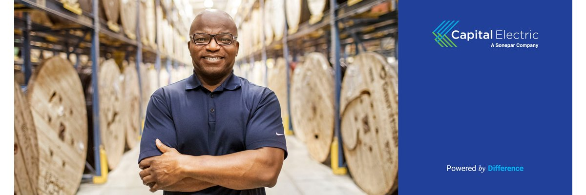 Warehouse/Driver Associate at Capital Electric