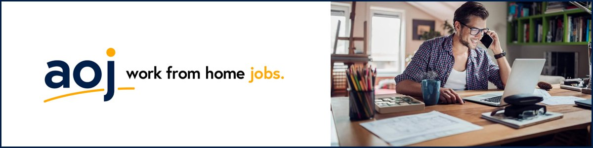 Work at Home Data Entry at JobwithAO