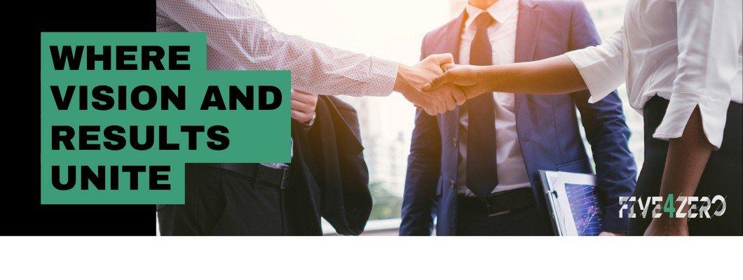Sales Representative #ReadyToWork at Five 4 Zero Inc.