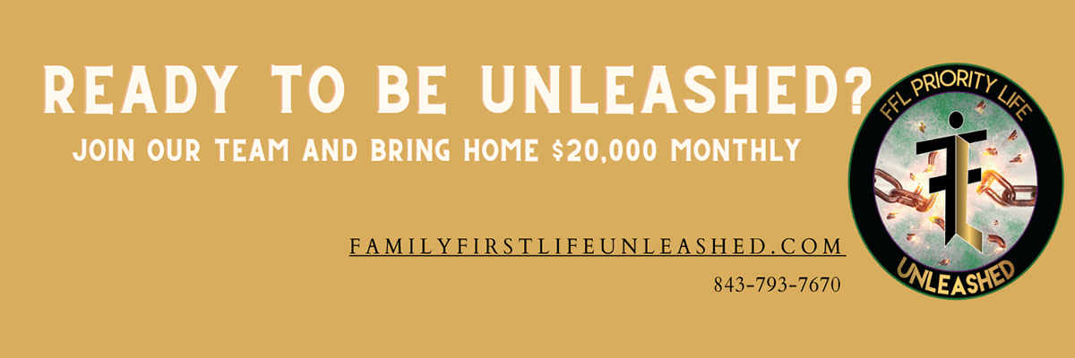 Sales Representative at Family First Life Unleashed