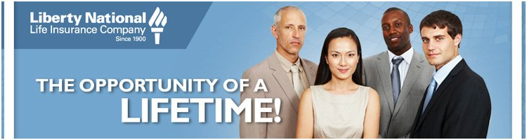 Sales Opportunity – Now Scheduling Virtual Interviews at Liberty National Life Insurance Company