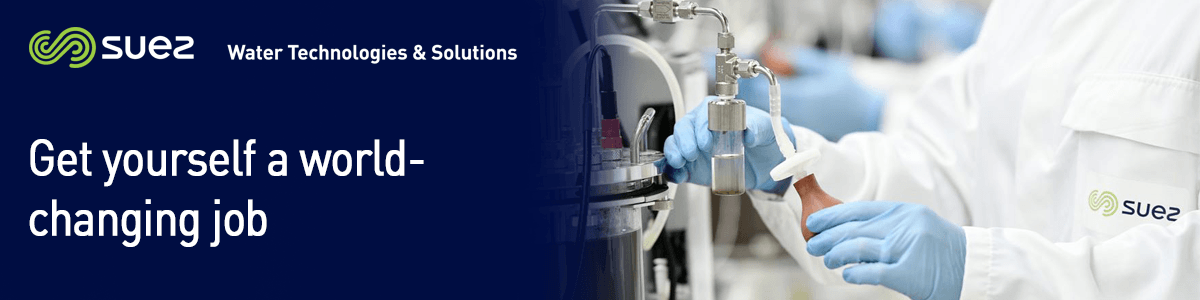 Account Manager at SUEZ - Water Technologies & Solutions