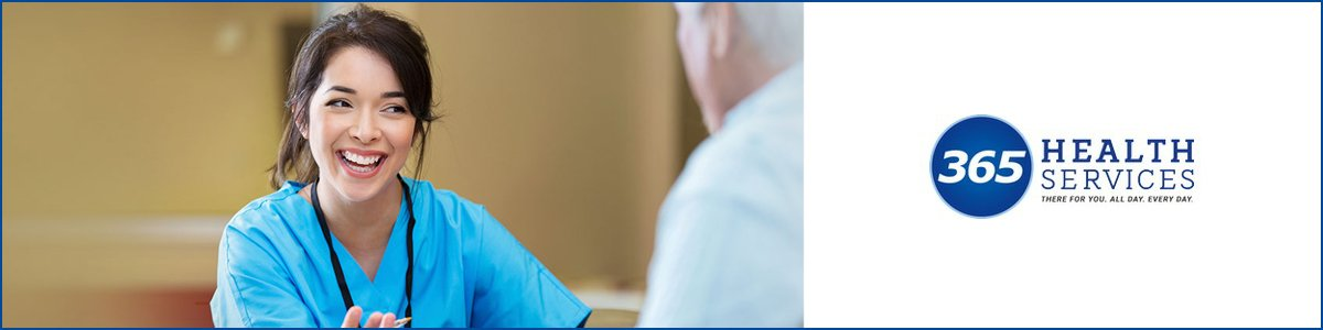Certified Home Health Aide at 365 Health Services LLC