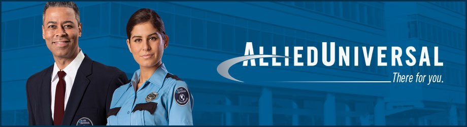 Security Guard-Biotechnology Company at Allied Universal