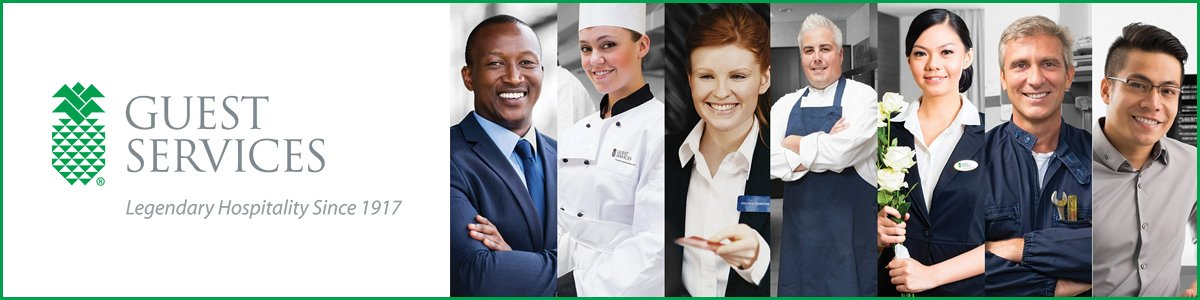 Hotel Sales Manager at Guest Services, Inc.
