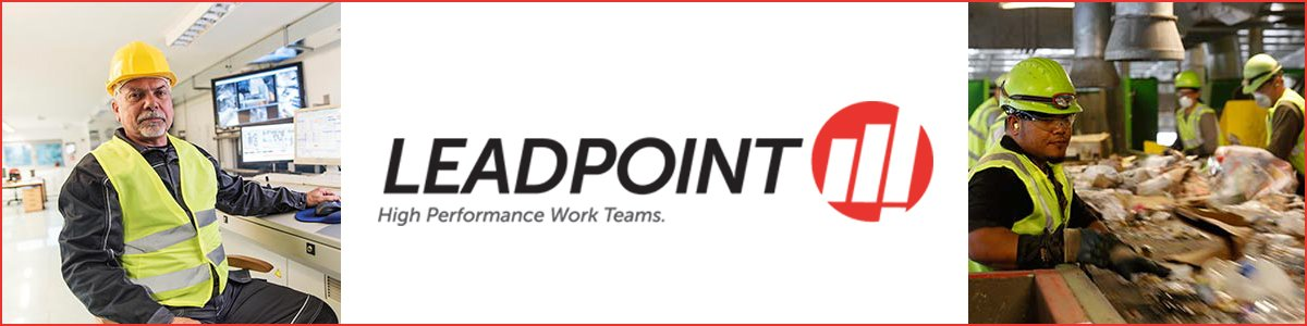 Administrative Assistant Workforce TFC at Leadpoint Business Services