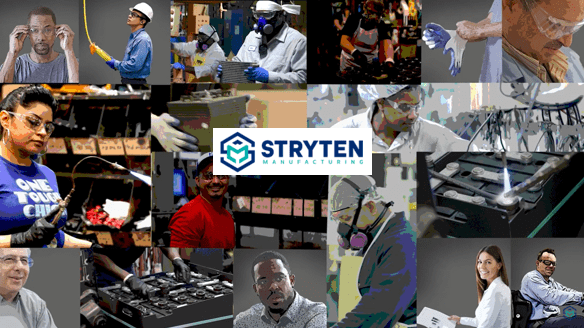 Assembly Mechanic at Stryten Manufacturing